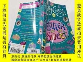 二手書博民逛書店Bitter罕見Sweet:the chocolate box girls:苦澀的甜的巧克力盒子女孩.Y212