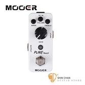 Mooer Pure Boost 增益效果器【Boost Pedal】【Micro系列PU】