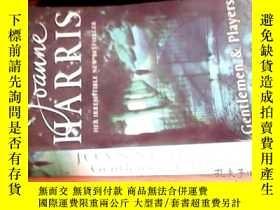 二手書博民逛書店Gentlemen罕見& PlayersY238458 JOAN