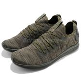 Puma 訓練鞋 IGNITE Flash EvoKNIT 軍綠 針織 運動鞋 男鞋 【PUMP306】 19050804