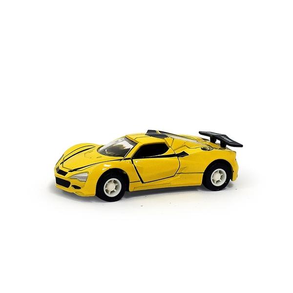 A&L奧麗迷你合金車 NO.167 超級跑車 迴力車 超跑 賽車 模型車(1:64)【楚崴玩具】