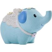 存錢罐可愛小象創意硬幣兒童女孩儲蓄罐成人擺件個性生日禮物xw