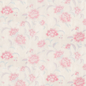 歐NINE壁紙-粉紅花朵 34003