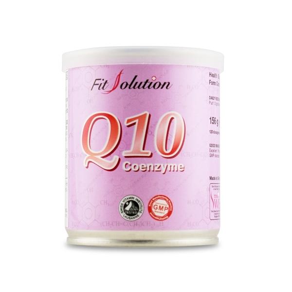 Total Swiss龍騰瑞仕 久丹輔酵素Q10 (粉狀食品) -156g/罐