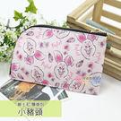☆小時候創意屋☆ 迪士尼 小豬頭 頸掛包 手機包 卡片包 零錢包 證件包 收納包 悠遊卡包 短夾