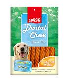 寵物家族-K.C.DOG螺旋潔牙骨起司+雞肉300公克(G63-3)