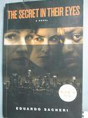 【書寶二手書T6/原文小說_JII】The Secret in Their Eyes _Eduardo Sacheri
