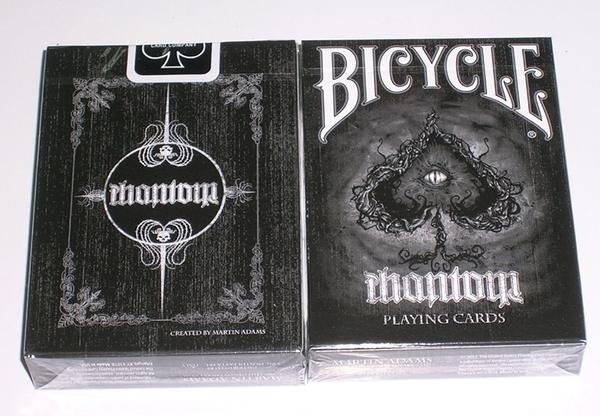 【USPCC 撲克】BICYCLE phantom 幻象 撲克牌