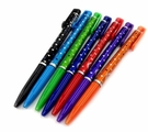 TEMPO 節奏 B-103A 心心彩色中油筆 0.4mm原子筆/一盒20支入{定12}(普普風點點筆更新版)