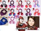 來福,k385新款絲巾餐飲銀行空姐圍巾絲...