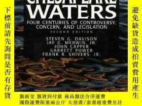 二手書博民逛書店Chesapeake罕見(Bay) Waters: Four Centuries of Controversy,