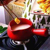 小奶鍋迷你砂鍋熱牛奶煮粥泡面陶瓷鍋寶寶家用輔食小鍋【完美3c館】