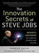 二手書The Innovation Secrets of Steve Jobs: Insanely Different Principles for Breakthrough Success R2Y 007174875X