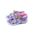 冰雪奇緣 Frozen Elsa Anna 涼鞋 電燈鞋 粉紫 中童 FNKT04807 no907