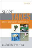 二手書博民逛書店《Short Takes: Model Essays for C