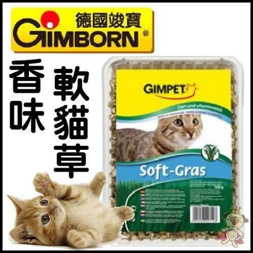 *WANG*德國竣寶GIMPET-香味軟貓草100g(盒裝) 親手栽種新鮮貓草喔