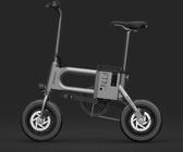 電動車 折疊式電動自行車小型代駕鋰電池助力電瓶車男女士成人代步車 MKS韓菲兒