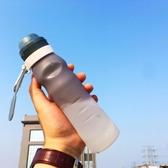 旅行便攜硅膠軟水杯登山感溫變色可折疊水袋騎行水瓶戶外運動水壺   LannaS