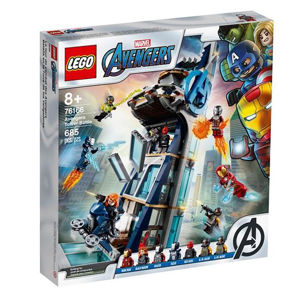樂高積木 LEGO《 LT76166 》SUPER HEROES 超級英雄系列 - Avengers Tower Battle / JOYBUS玩具百貨