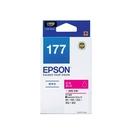 【福利品】EPSON T177350 (T177) 紅色 原廠墨水匣 盒裝 適用於XP-30/XP-102/XP-202/XP-302/XP-402/XP-225/XP-422