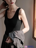 小胸A罩杯B罩Bra保暖背心式內衣女帶胸墊無痕舒適睡眠文胸品牌【櫻桃】