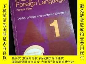二手書博民逛書店OBJECTIVE罕見TESTS IN ENGLISH AS A FOREIGN LANGUAGEY16149