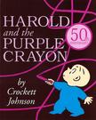 【麥克書店】『小熊媽的經典英語繪本』HAROLD AND THE PURPLE CRAYON /英文繪本+CD