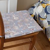 北歐風  小型泡棉坐墊  長40cm寬40cm厚度3cm 可愛有彈性 台灣製