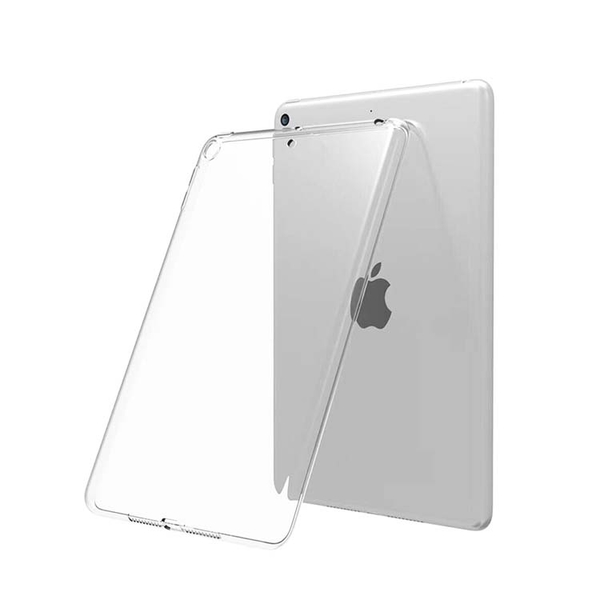 Apple蘋果2020/2019版iPad 10.2吋TPU透明清水保護殼透明背蓋