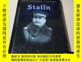 二手書博民逛書店Joseph罕見Stalin (20th Century Leaders)Y28718 Peter Chris