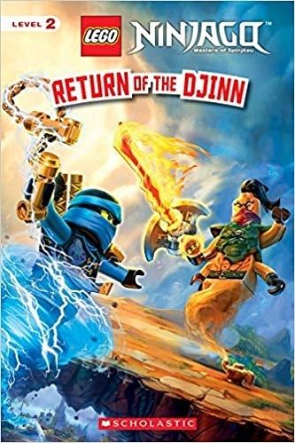 LEGO NINJAGO MASTERS OF SPINJITZU: RETURN OF THE DJINN L2  (樂高旋風忍者)