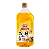 泰山花生風味調合油2L【愛買】