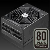 Super Flower 振華 LEADEX 850W Titanium 鈦金80+全模組電源供應器【迪特軍】