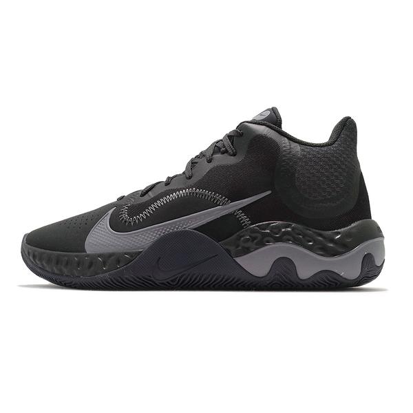 NIKE RENEW ELEVATE NBK 籃球鞋男鞋緩震包覆運動鞋 CK2670001 黑