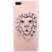 設計師版權【獅子】系列:TPU手機保護殼(iPhone、ASUS、LG、小米)