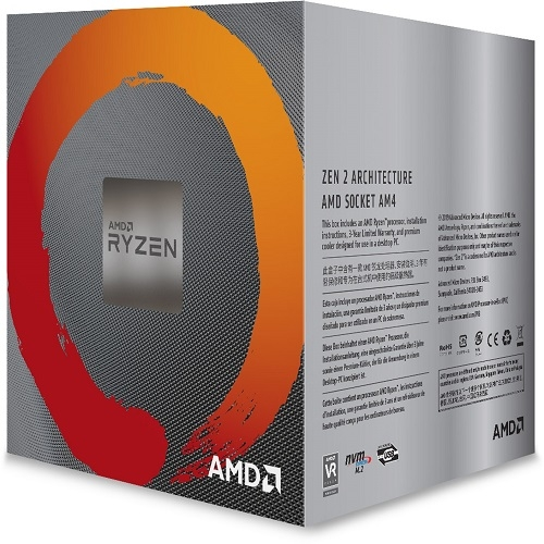 【綠蔭-免運】AMD R5-3600XT  CPU