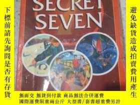 二手書博民逛書店the罕見secret sevenY212829