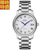 石英錶-潮流明星同款奢華男腕錶3色5r62【時尚巴黎】
