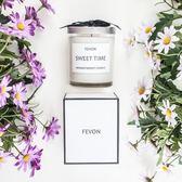 香熏香氛香薰蠟燭玻璃杯調情禮盒宜家臥室凈化空氣 黛尼時尚精品