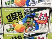 熱銷 好市多 烏龜玉米脆片 ORION 好麗友 一箱6入 韓國餅乾 酥脆 零食