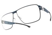 Ic! Berlin光學眼鏡 THORSTI S. HARBOUR BLUE (霧藍) 薄鋼眼鏡 # 金橘眼鏡