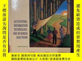 二手書博民逛書店Accounting罕見Information Technolo