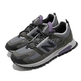 New Balance 休閒鞋 X-Racer 灰 紫 男鞋 女鞋 戶外風格 運動鞋 【ACS】 MSXRCTCBD