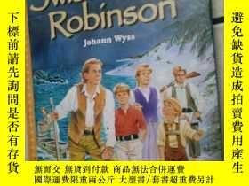 二手書博民逛書店Swiss罕見Family Robinson (Treasury