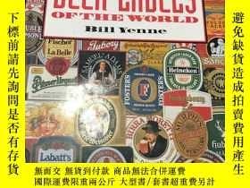 二手書博民逛書店Beer罕見Labels of the worldY177808