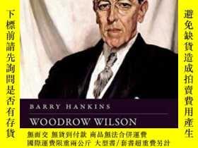 二手書博民逛書店Woodrow罕見Wilson: Ruling Elder, S
