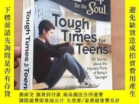 二手書博民逛書店Tough罕見Times for TeensY11026 Jac