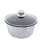 派樂嚴選 遠紅外線不沾十人份電鍋內鍋(23公分含玻璃鍋蓋)