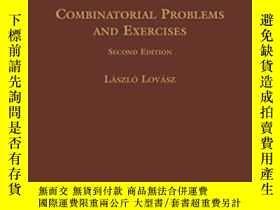二手書博民逛書店Combinatorial罕見Problems And Exercises-組合題與習題Y436638 Las