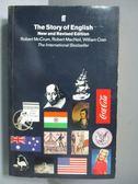 【書寶二手書T4/原文小說_OGZ】Story of English: New and Revised Edition_